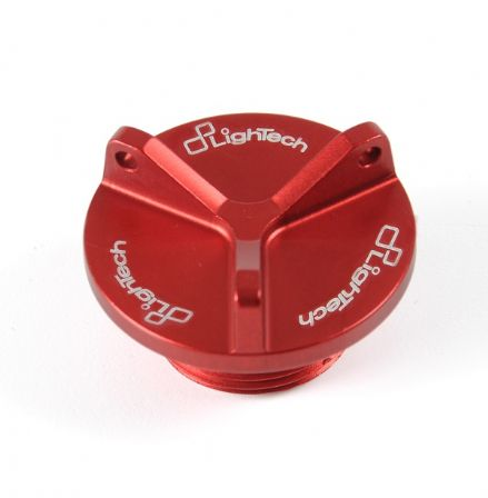 LighTech Oil Filler Cap M19 x 2.5 STAR Ducati Hypermotard / Hyperstrada 821